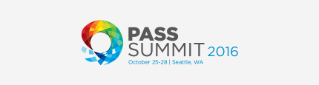 SQL PASS Summit 2016