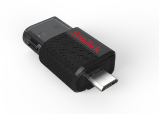 Disque USB SanDisk Ultra® Dual