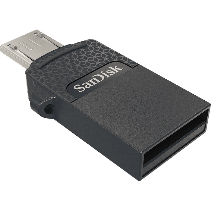 SanDisk<sup>®</sup> Dual Drive